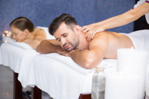 Professional massage studio in Greenpoint Cape Town